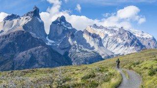 Trek W Torres del Paine