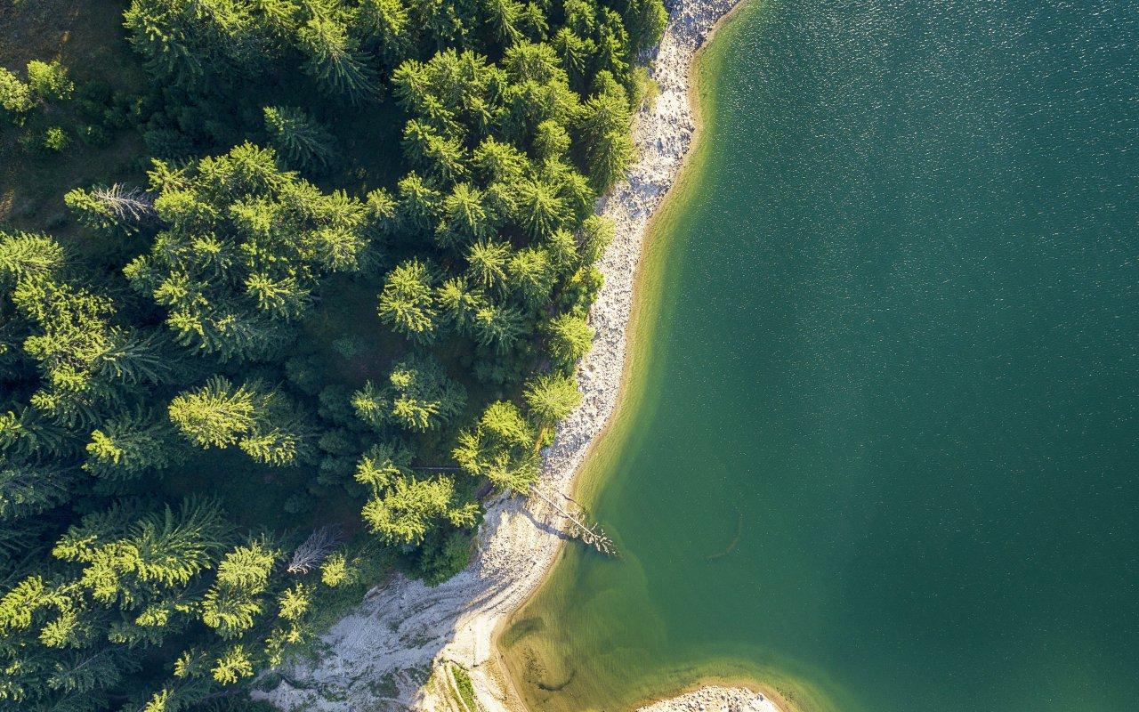 plages et lacs au chili