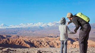 Les volcans de l'Atacama