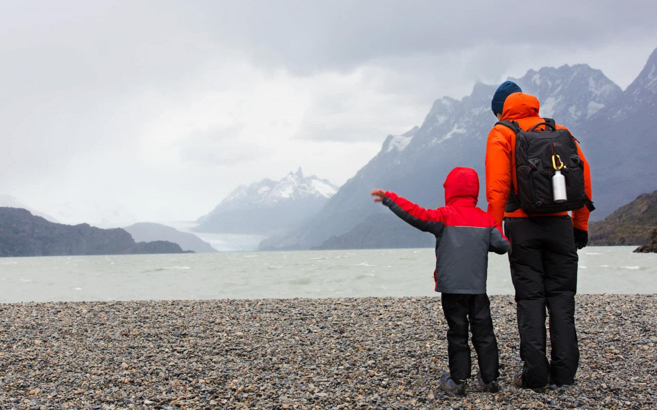 Parc National de Torres del Paine, Chili