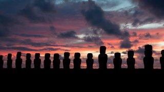 Histoire et légendes de l'ile de Paques