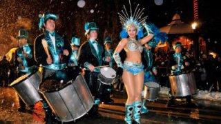 Carnaval de Invierno 2014 - Punta Arenas