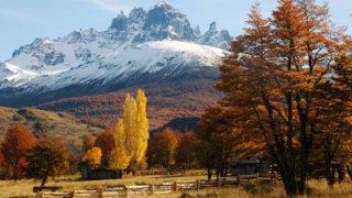 Cerro Castillo - patagonie chilienne