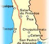 Climat nord du Chili