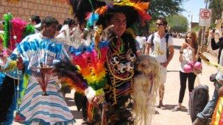 costume traditionnel - Candelaria