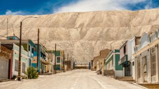 Mines de cuivre au Chili