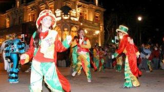 Carnaval d'Hiver a Punta Arenas