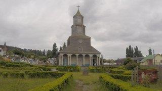 En route pour Chiloé, mythique archipel du Chili