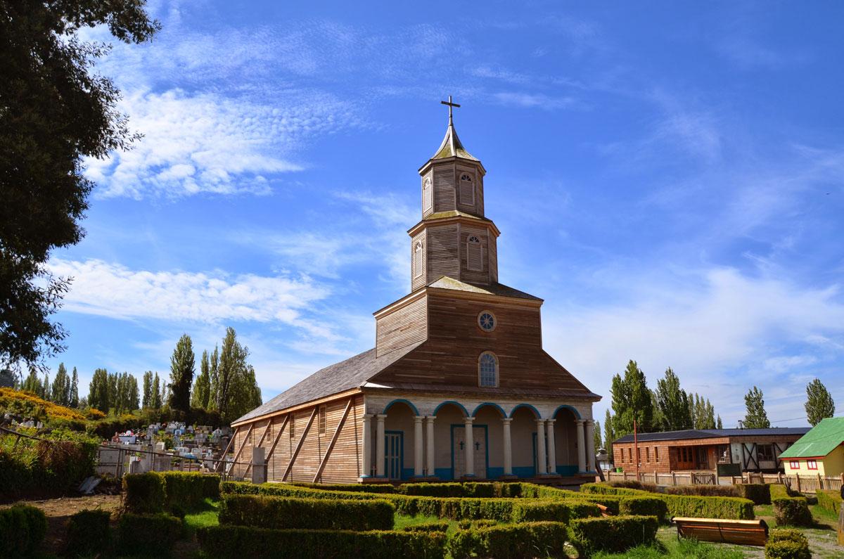 Eglise en bois de Chiloé