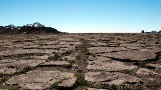El Enladrillado - Route des Ovnis Chili