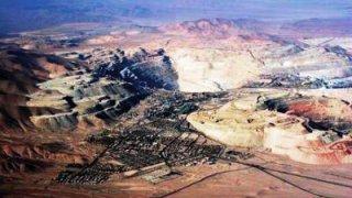 Exploitation du cuivre à Chuquicamata
