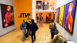 Exposition d'Inti Castro - Galerie Itinerrance - Paris