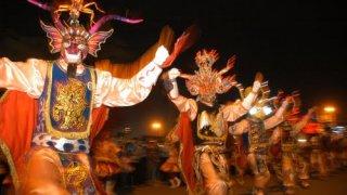 La fête de la vierge de la Tirana