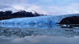 Marche sur glacier en Patagonie chilienne, testé et approuvé !