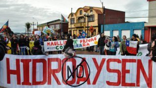Campagne Patagonia Sin represas