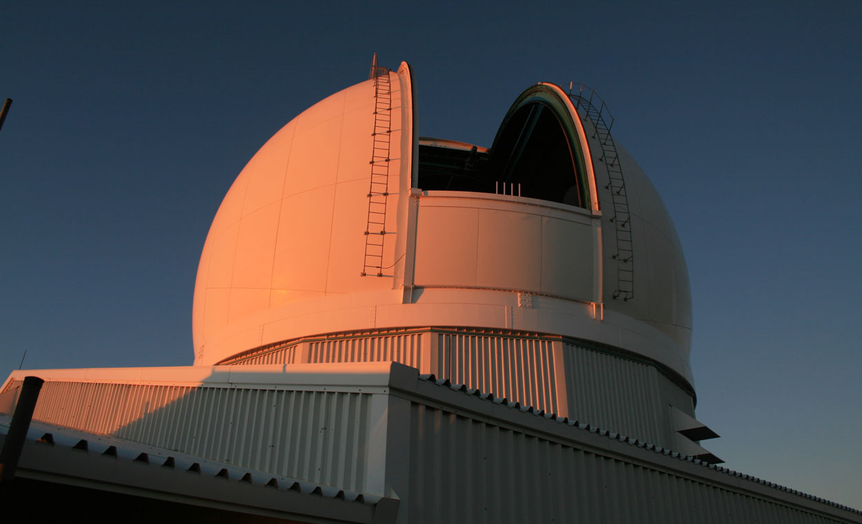 Le télescope Soar - Chili