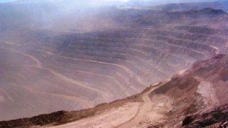 Mine de cuivre Chuquicamata