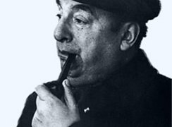 Portrait de Pablo Neruda