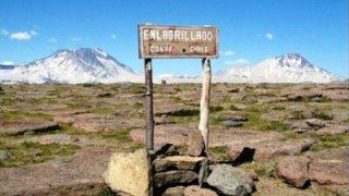 El Enladrillado - Cordillère du Maule