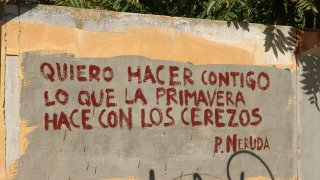 Pablo Neruda, poète et écrivain chilien