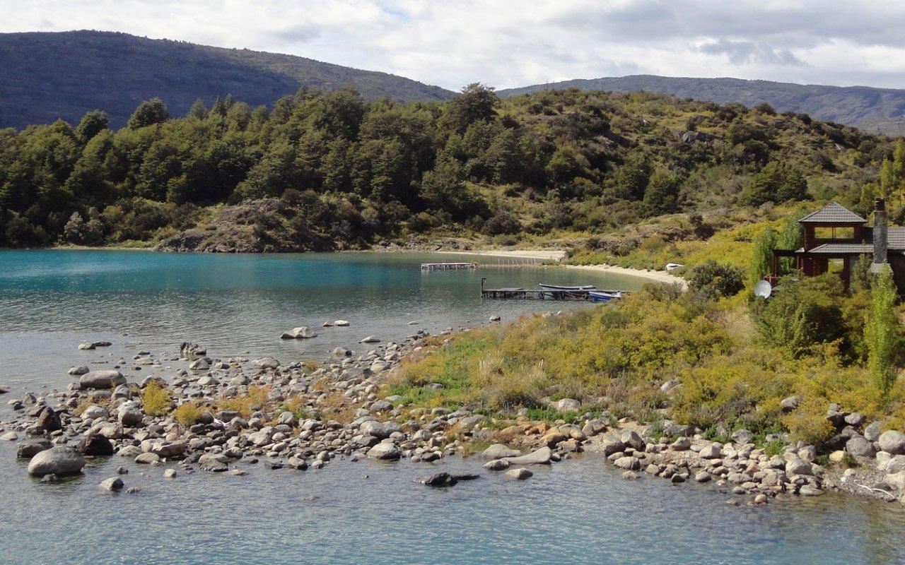 Puerto tranquilo, Chili