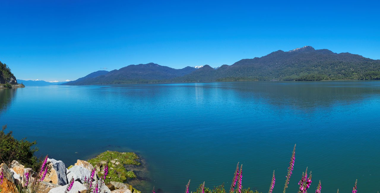 Puyuhuapi, Patagonie, Chili