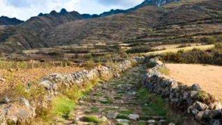 Chemin de l'inca, patrimoine de l'unesco - chili