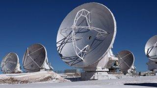 Le télescope le plus grand du monde est au Chili!