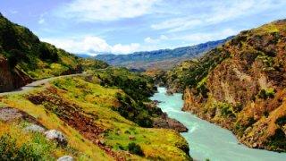 Rio Baker - region d'aysen