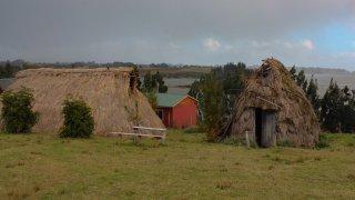 Ruka, habitation traditionnelle mapuche