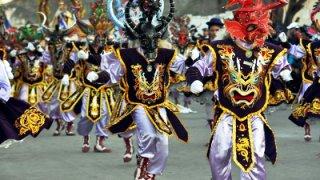 Danses - Fiesta de la Tirana - Altiplano chilien