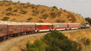 Train au chili: del recuerdo Santiago - San Antonio - Chili