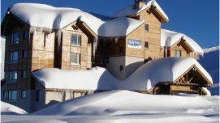 Hotel de la vallée nevado