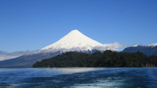 Volcans et montagnes, au coeur des Andes du Chili