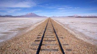 Les trains insolites du Chili